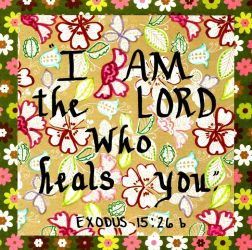 Lord heals